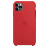 Чехол для Apple iPhone 11 Pro Max Silicone Case (PRODUCT)RED MWYV2ZM/A