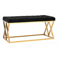 Банкетка Stool Group Инсигния BENCH-011-TG черный