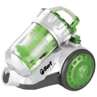 Пылесос Bort BSS-1800N-ECO Multicyclone Green+White