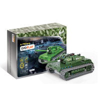 Конструктор Evoplay Battle Tank СМ-202