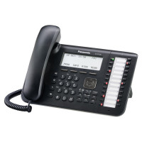 Системный телефон Panasonic KX-DT546RUB