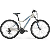 Велосипед Merida Juliet 6.10-V (2019) Silk Titan/Dark Blue S (76192)