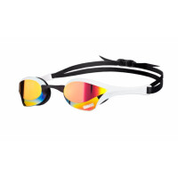 Очки для плавания Arena Cobra Ultra Mirror Red revo/White/Black (1E032 11)
