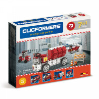 Конструктор Clicformers Rescue set 802003