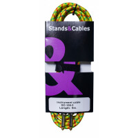 Кабель Stands & Cables GC-108-5