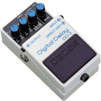 Педаль для электрогитары Boss DD-3 Digital Delay