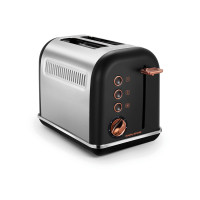 Тостер Morphy Richards Accents Rose Gold Black 222016