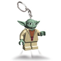 Брелок-фонарик IQ Hong Kong Lego Star Wars Yoda