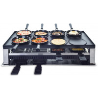 Раклетница Solis Table Grill 5 in 1