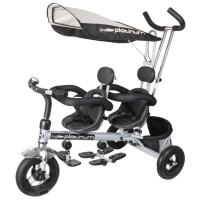 Велосипед Small Rider Platinum ALT платина