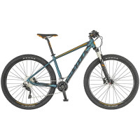 Велосипед Scott Aspect 920 co (2019) Green/Orange XL 22