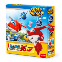 Пазл Origami SuperWings Взлет (02799)