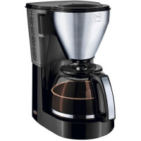Кофеварка Melitta Easy Top Steel (218738) черный/нерж.сталь