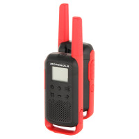 Рация Motorola T62 Talkabout Red