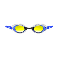 Очки для плавания Arena Cobra Mirror Blue/Orange/Blue (92354 17)