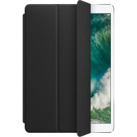 Чехол Apple Leather Smart Cover iPad Pro 10.5 Black (MPUD2ZM/A)