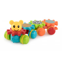 Каталка Happy Baby Mechanix Train 330903