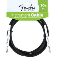 Кабель Fender 10 instrument Cable Black