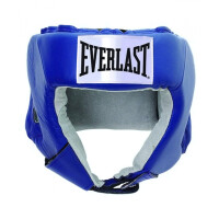 Шлем открытый Everlast USA Boxing 610406U L синий