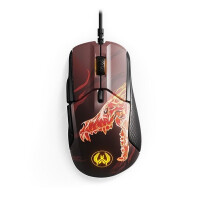 Мышь Steelseries Rival 310 CS:GO Howl Edition