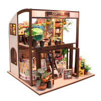 Румбокс Hobby day Coffee House M027