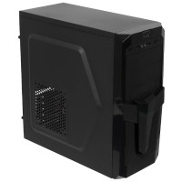 Корпус Accord P-25B w/o PSU Black