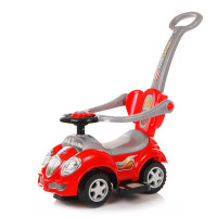 Каталка-толокар Baby Care Cute Car 558 красный