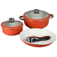 Набор посуды Pomi d'Oro Terracotta Conveniente Set