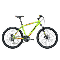 Велосипед Trek 3500 Disc (2015) Volt Green 21'