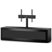 Тумба Sonorous STD 161I BLK-BLK-BS