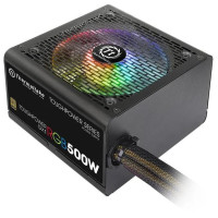 Блок питания Thermaltake ATX 500W Toughpower GX1 RGB 80+ (PS-TPD-0500NHFAGE-1)