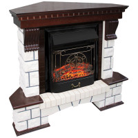 Каминокомплект Royal Flame Pierre Luxe + Majestic FX (RB-STD3BLFX) Black