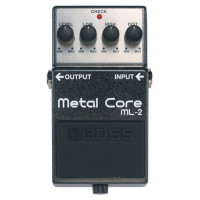 Педаль для электрогитары Boss ML-2 Metal Core