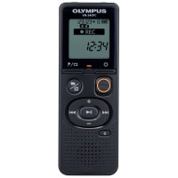 Диктофон Olympus VN-540PC + microphone ME-52 4Gb черный