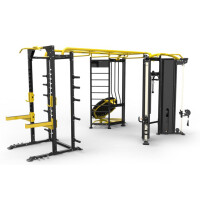 Силовой комплекс AeroFIT Impulse Zone IZ-T shape