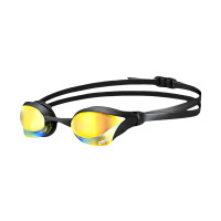 Очки для плавания Arena Cobra Core Mirror Yellow revo/Black (1E492 53)
