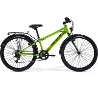 Велосипед Merida Spider J24 (2019) Green/Dark Green