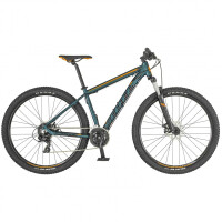 Велосипед Scott Aspect 970 co (2019) Green/Orange M 18