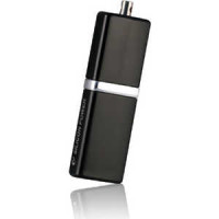 Флеш-диск Silicon Power Power LuxMini 710 16Gb black (SP016GBUF2710V1K)