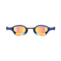 Очки для плавания Arena Cobra Ultra Mirror Yellow revo/Blue (1E032 73)