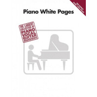 Песенный сборник Musicsales Piano White Pages