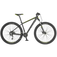 Велосипед Scott Aspect 740 (2019) Black/Green XL 21