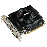 Видеокарта MSI NVidia GeForce GT 730 (N730-2GD3V2)