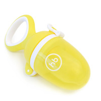 Ниблер Happy Baby Nibbler Twist Yellow 15035