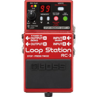 Педаль для электрогитары Boss RC-3 Loop Station