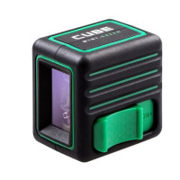 Нивелир лазерный ADA Cube MINI Green Professional Edition (A00529)