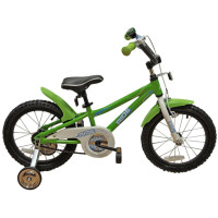 Велосипед Ride 16 Light green 16