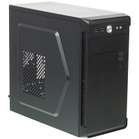 Корпус Accord B022 w/o PSU Black
