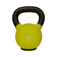 Гиря Perform Better Neoprene Kettlebell 26 желтый