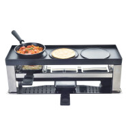 Раклетница Solis Table Grill 4 in 1